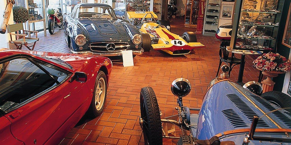 Auto & Spielzeugmuseum Boxenstopp